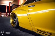 Rocket Bunny Nissan GT R ADV.1 Wheels Tuning 10 190x127 Rocket Bunny Widebody Kit am Nissan GT R auf ADV.1 Wheels