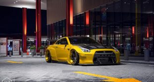 Rocket Bunny Nissan GT R ADV.1 Wheels Tuning 14 310x165 Rocket Bunny Widebody Kit am Nissan GT R auf ADV.1 Wheels