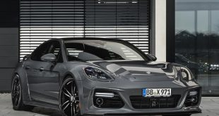 Techart Porsche Panamera GrandGT Bodykit 2017 Tuning 5 310x165 Dezent optimiert   TechArt Porsche 911 (991.2) Carrera GTS