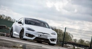 Tesla Model S Prior Design PD S1000 Bodykit PD5 Tuning 2017 5 310x165 Tesla Model S mit Prior Design PD S1000 Bodykit & PD5 Alu's