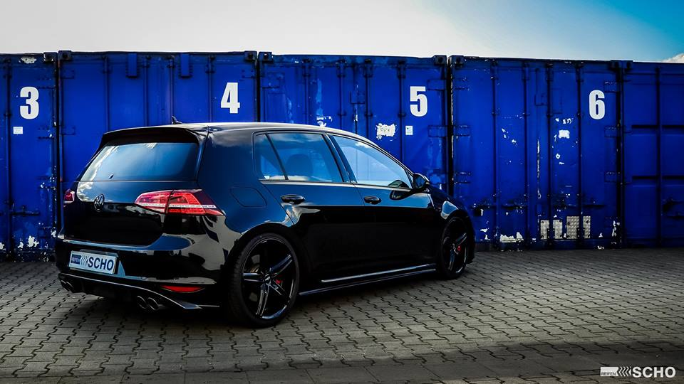 vw golf 7 gti oxigin 18 alu s kw v3 fahrwerk tuning 3. Black Bedroom Furniture Sets. Home Design Ideas