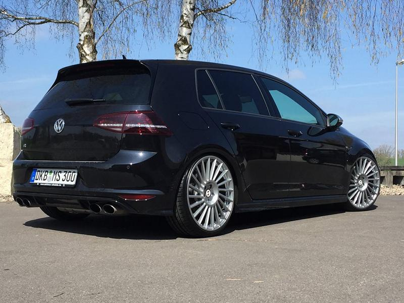 Tvw Car Design Vw Golf R36 Auf 20 Zoll Etabeta Wheels