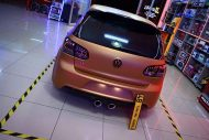 VW Golf Mk6 R Orange Matt Tieferlegung Tuning 4 190x127 Leserauto   VW Golf Mk6 R in Orange Matt & Tieferlegung
