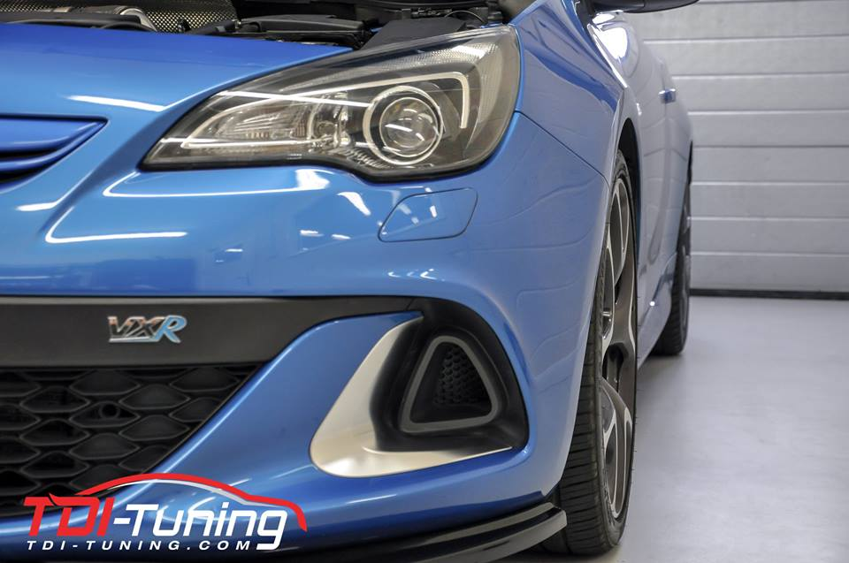 Vauxhall Opel Astra VXR Chiptuning OPC 2 339PS & 468NM Drehmoment im Vauxhall Opel Astra VXR