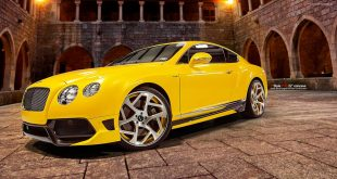 Vellano Forged Wheels VJK Bentley Continental GT Coupe Tuning 8 310x165 Dezent   Vellano VM19 Felgen in 21 Zoll am Porsche 991