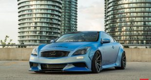 Vossen Liberty Widebody Infiniti G37 Coupe Tuning 3 310x165 Vossen Wheels & Widebody Kit am Infiniti G37 Coupe