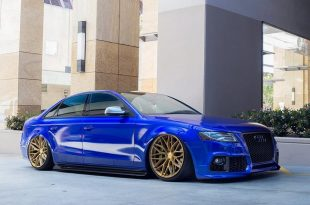 Zito Wheels ZF01 20 Zoll Audi A4 S4 B8 Airride Tuning 14 310x205 Zito Wheels ZF01 in 20 Zoll am Audi A4 S4 mit Airride Fahrwerk