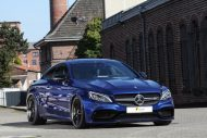 best cars bikes mercedes amg c205 c63 AMG Tuning 9 190x127 20 Zoll Schmidt FS Line Alu's & 580PS im Mercedes C63 AMG Coupe