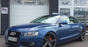 20 inch mbDesign KV1 Audi A5 Sportback Tuning 1 310x165 20 inch mbDesign KV1 rims on the Audi A5 Sportback by TVW