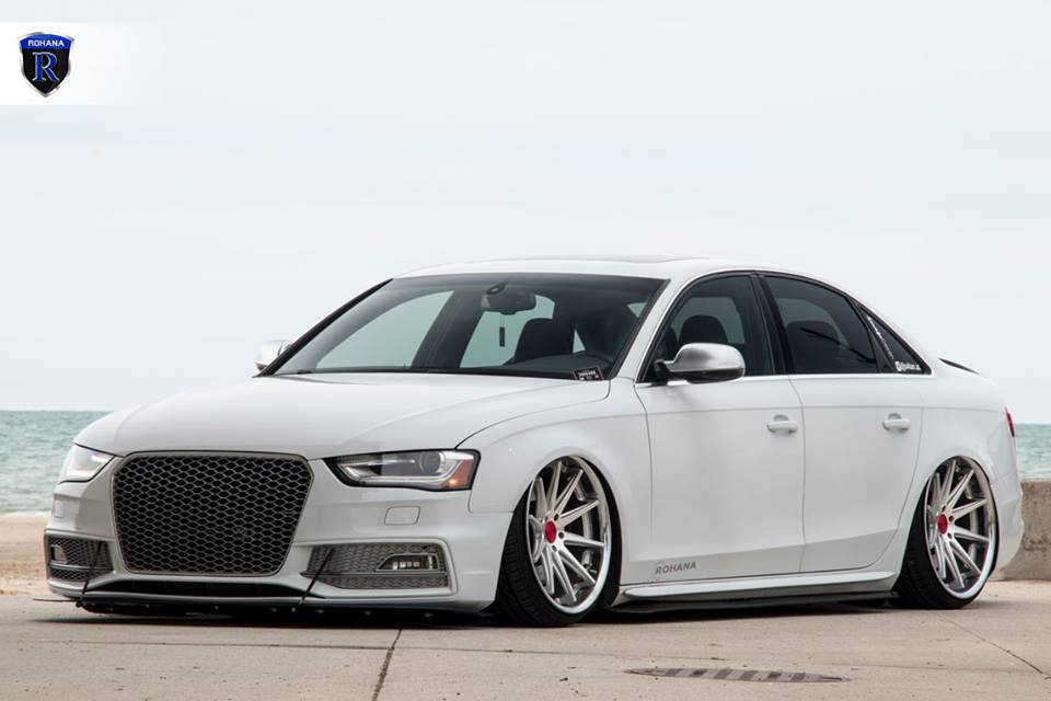 2013 audi a4 s4 rohana rc10 jantes tuning 8 magazine. Black Bedroom Furniture Sets. Home Design Ideas