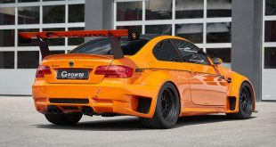 2017 G Power BMW M3 GT2 S HURRICANE Tuning 4 310x165 340 km/h in einem BMW M3? G Power machts möglich!