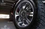 22 Zoll Vellano Forged Wheels VTR Tuning Hummer H3 1 190x126 22 Zoll Vellano Forged Wheels VTR Alu's am Hummer H3