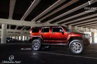 22 Inch Vellano Forged Wheels VTR Tuning Hummer H3 11 190x126 22 Inch Vellano Forged Wheels VTR Alu's at Hummer H3
