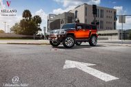 22 Zoll Vellano Forged Wheels VTR Tuning Hummer H3 3 190x127 22 Zoll Vellano Forged Wheels VTR Alu's am Hummer H3