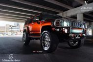 22 Zoll Vellano Forged Wheels VTR Tuning Hummer H3 4 190x127 22 Zoll Vellano Forged Wheels VTR Alu's am Hummer H3