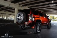 22 Inch Vellano Forged Wheels VTR Tuning Hummer H3 5 190x127 22 Inch Vellano Forged Wheels VTR Alu's at Hummer H3