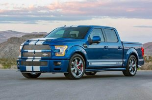 750PS Shelby Super Snake 2017 Ford F 150 Tuning 1 310x205 Heftig   750PS Shelby Super Snake auf Basis des Ford F 150