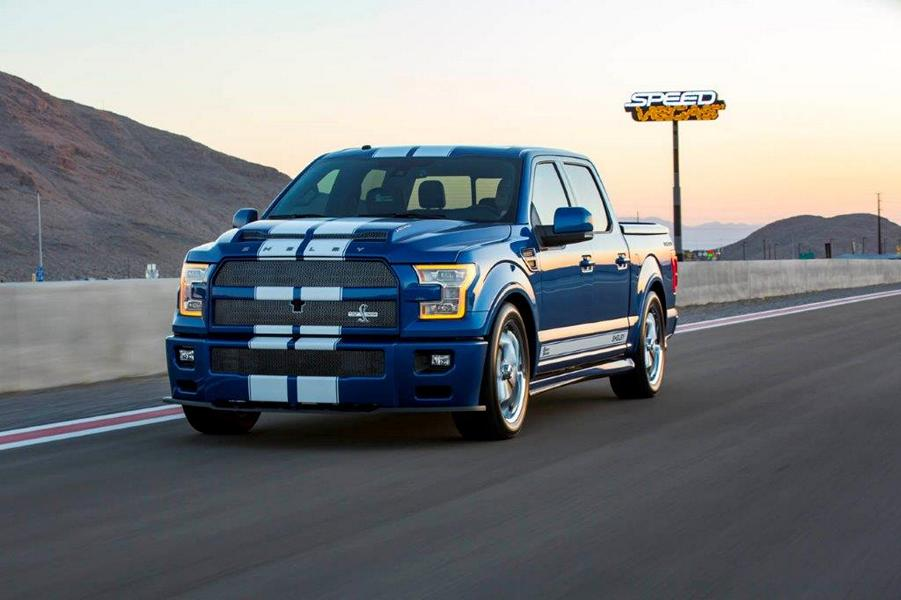 750ps Shelby Supersnake 2017 Ford F 150 Tuning 46 Tuningblog Eu
