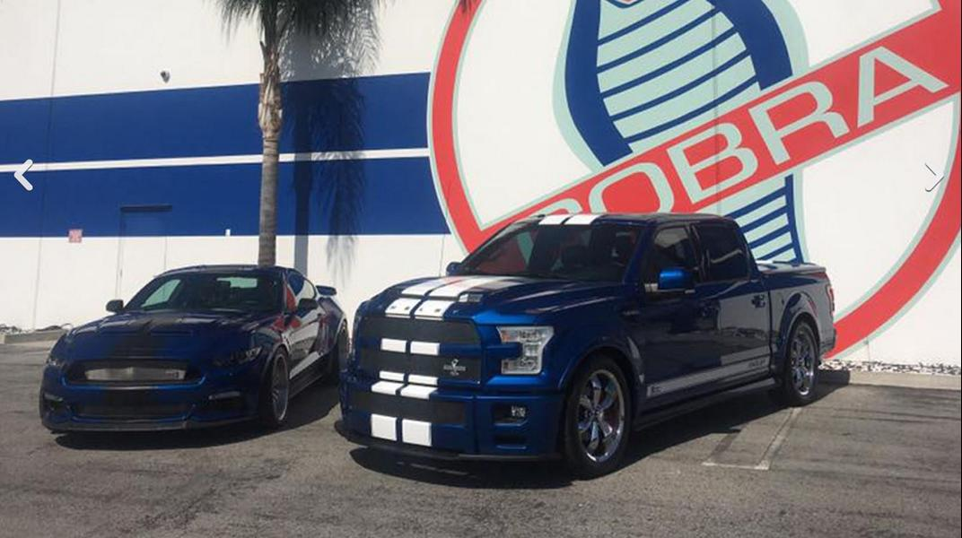 750ps Shelby Supersnake 2017 Ford F 150 Tuning 7 Tuningblog Eu