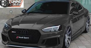 Audi Coupe A5 RS5 2017 Tuning 310x165 Black Audi A5 RS5 Coupe (2017) by tuningblog.eu