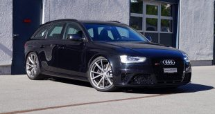Audi RS4 B8 Avant tuning Akrapovic 4 310x165 Akzente   Tesla Model S auf Vossen Wheels by cartech.ch