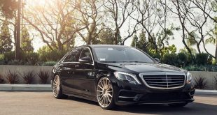Avant Garde Wheels M615 Tuning W222 Mercedes Benz S550 5 310x165 Avant Garde Wheels M615 Alu's am Mercedes Benz S550