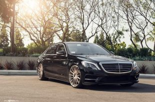 Avant Garde Wheels M615 Tuning W222 Mercedes Benz S550 5 310x205 Avant Garde Wheels M615 Alu's on the Mercedes Benz S550