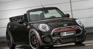 BB Mini Cabrio John Cooper Works JCW Tuning 2017 1 310x165 310PS & 465NM im B&B Mini Cabrio John Cooper Works JCW