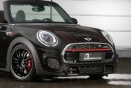 BB Mini Cabrio John Cooper Works JCW Tuning 2017 9 190x127 310PS & 465NM im B&B Mini Cabrio John Cooper Works JCW