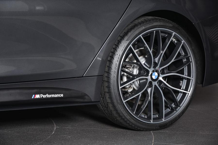 BMW 430i GranCoupe M Performance Parts Tuning 2017 18 155x103