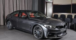 BMW 430i Gran Coupe M Performance Parts Tuning 2017 24 310x165 Alles dran? Krasser BMW X5M F85 von Abu Dhabi Motors