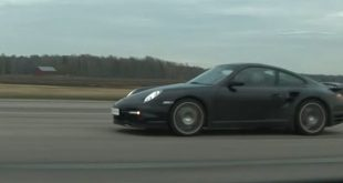 BMW E63 M6 vs. Porsche 911 Turbo 310x165 Video: Dragrace   getunter BMW E63 M6 vs. Porsche 911 Turbo