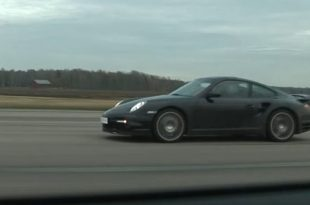 BMW E63 M6 vs. Porsche 911 Turbo 310x205 Video: Dragrace   getunter BMW E63 M6 vs. Porsche 911 Turbo