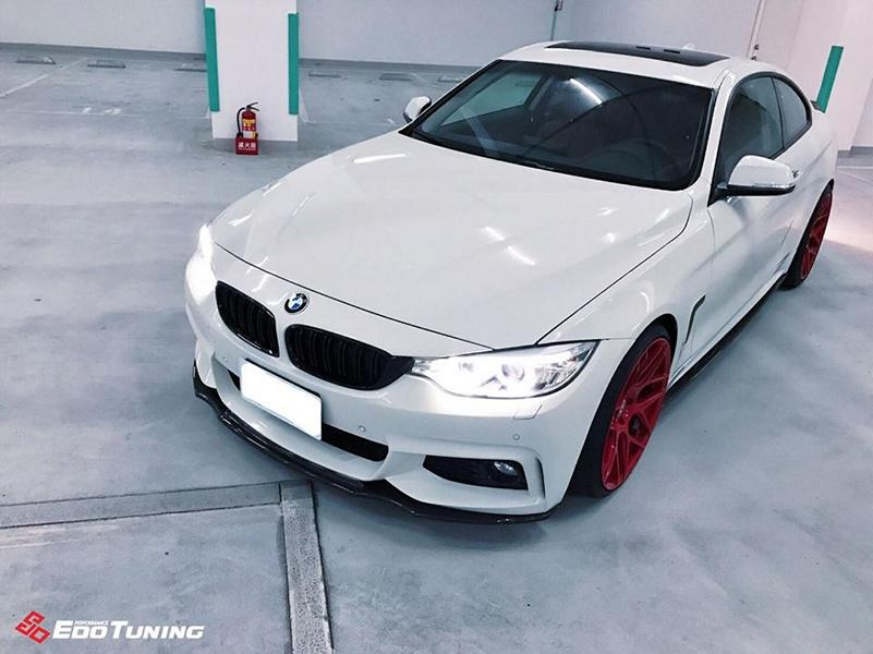 bmw f32 coupe ff01 tuning carbon bodykit 7 tuningblog. Black Bedroom Furniture Sets. Home Design Ideas