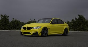 BMW F80 M3 20 Zoll Zito Wheels ZF03 Tuning Yellow Gelb 7 310x165 Zito Wheels ZF01 Alu's am Grigio Telesto BMW M3 F80