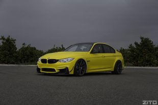 BMW F80 M3 20 Zoll Zito Wheels ZF03 Tuning Yellow Gelb 7 310x205 Schicker BMW F80 M3 auf 20 Zoll Zito Wheels ZF03 Alu's