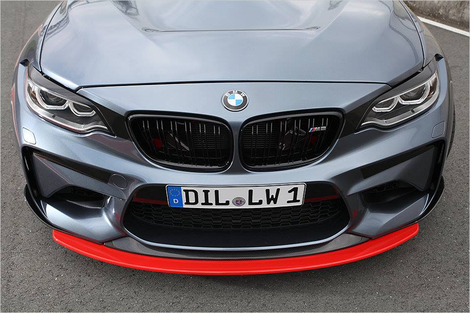 BMW M2 CSR Tuning 2017 Lightweight Performance M4 GTS 19 BMW M2 CSR mit 621PS vom Tuner Lightweight Performance