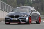 BMW M2 CSR Tuning 2017 Lightweight Performance M4 GTS 22 155x103 BMW M2 CSR mit 621PS vom Tuner Lightweight Performance