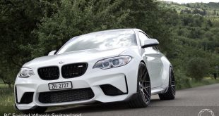BMW M2 F87 Coupe HC040S BC Forged Wheels Tuning 5 310x165 BMW M2 F87 Coupe auf HC040S BC Forged Wheels Felgen