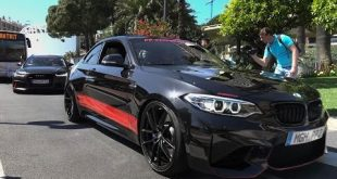 BMW M2 F87 OZ Wheels PP Performance Tuning 310x165 Video: BMW M2 F87 auf OZ Wheels & 455PS by PP Performance