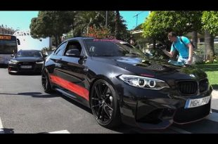 BMW M2 F87 OZ Wheels PP Performance Tuning 310x205 Video: BMW M2 F87 auf OZ Wheels & 455PS by PP Performance