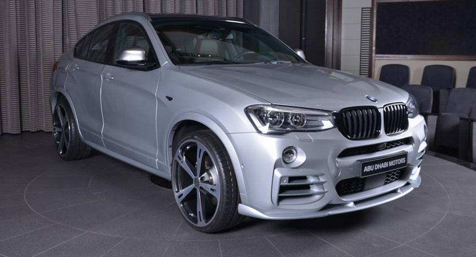 bmw x4 m40i f26 mit m performance hamann parts magazin. Black Bedroom Furniture Sets. Home Design Ideas