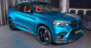 BMW X6M F86 Abu Dhabi Motors 1 310x165 Snapper Rocks Blue BMW 440i Gran Coupe mit M Parts