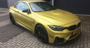 Bmw M4 cabrio mit F82 20 Zoll yido performance Tuning 7 310x165 Hamann 23 Zöller & Widebody Kit am Range Rover Sport