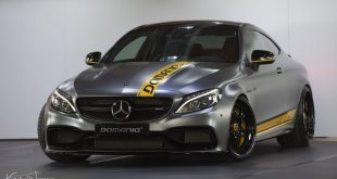 Domanig Autodesign Mercedes C63 C205 AMG Edition 1 Tuning 12 310x165 780PS / 960NM & 330KM/H   Domanig Mercedes AMG GT R