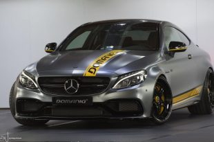Domanig Autodesign Mercedes C63 C205 AMG Edition 1 Tuning 12 310x205 Domanig Autodesign   Mercedes C63 AMG mit 730PS
