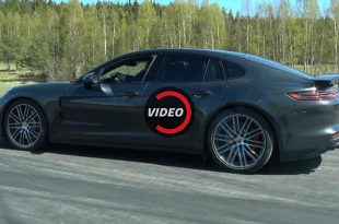Dragrace 2017 Porsche Panamera Turbo Cadillac CTS V 310x205 Video: Dragrace   2017 Porsche Panamera Turbo vs. Cadillac CTS V