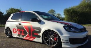 Folia Project VW Golf MK6 GTI Airride Folierung Tuning 38 310x165 Folia Project   VW Golf MK6 GTI mit Airride & Folierung