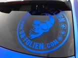 Folierung Chrom Blau Audi RS3 550 Tuning 21 155x116 Folierung in Chrom Blau am Audi RS3 550 by BB Folien