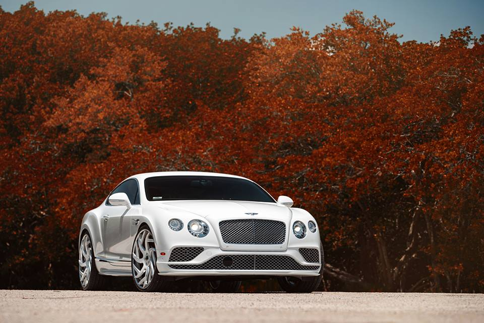 Forgiato Girare ECL Bentley Continental GT Speed Tuning 3 Gewagt   Forgiato Girare ECL Alu's am Bentley Continental GT